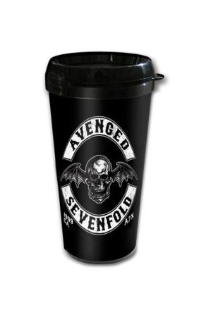 Avenged Sevenfold, Deathbat Coffee To Go Becher