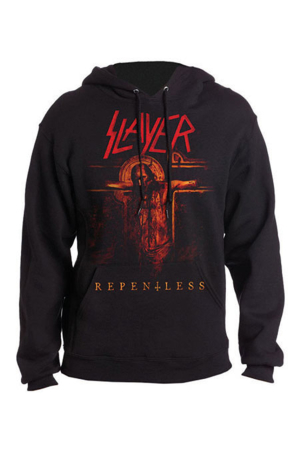 Slayer, Repentless Crucifix Hoodie