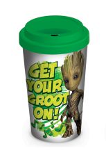 Guardians Of The Galaxy, Get Your Groot On Coffee To Go Becher