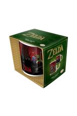 Zelda, Battle Heat Change Tasse