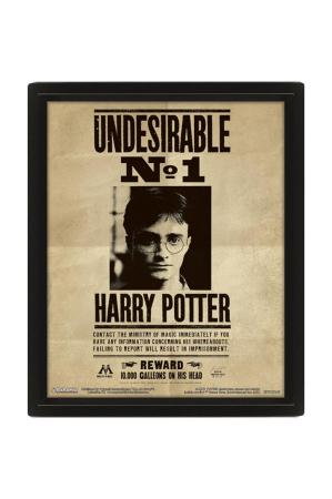 Harry Potter, Potter Sirius 3D Bild