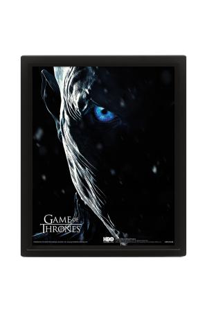 Game Of Thrones, Jon Snow Vs Night King 3D Bild