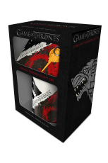 Game Of Thrones, Stark & Targaryen Mug, Coaster &...