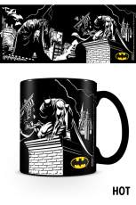 DC Comics, Batman Shadows Heat Change Tasse