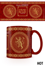 Game Of Thrones, Lannister Heat Change Tasse