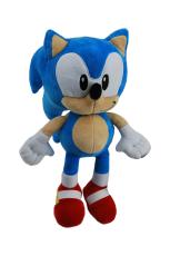 Sonic The Hedgehog Plüschsäge, 28 cm, Farbe