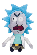 Rick And Morty, Plüsch 25 cm Crying Rick