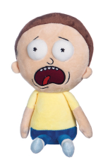 Rick And Morty, Plüsch 25 cm Crying Morty