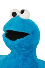Sesam Straße, Cookie Monster Plüsch 100 cm