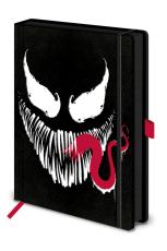 Venom, Face A5 Premium Notizbuch