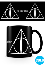 Harry Potter, The Deathly Hallows Heat Change Tasse