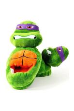 Teenge Mutant Ninja Turtles, Plüsch Hausschuhe Größe 35 - 37