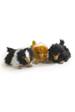 Fantastic Beasts, Baby Niffler Plüschtier Foxy / White 15 cm