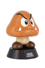 Nintendo, Goomba Icon Light