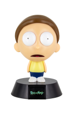 Rick And Morty, Morty Icon Light