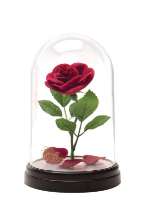 Beauty And The Beast, Enchanted Rose Light