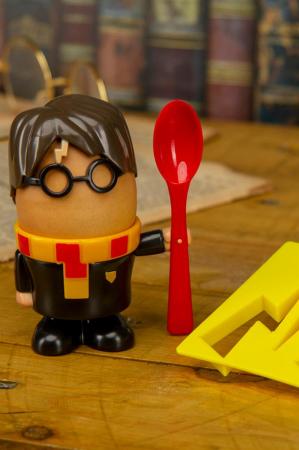 Harry Potter, Eierbecher & Toastausstecher