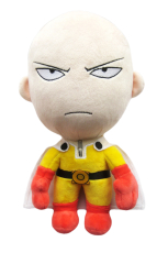 One Punch Man, Angry Saitama Plüsch 28 cm