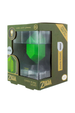 Zelda, Green Rupee Icon Light