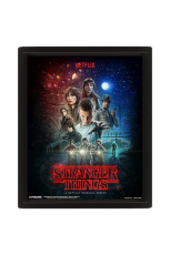 Stranger Things, One Sheet 3D Bild
