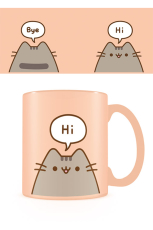 Pusheen, Hello Goodbye Tasse