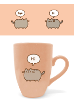 Pusheen, Pusheen Says Hi Latte Tasse