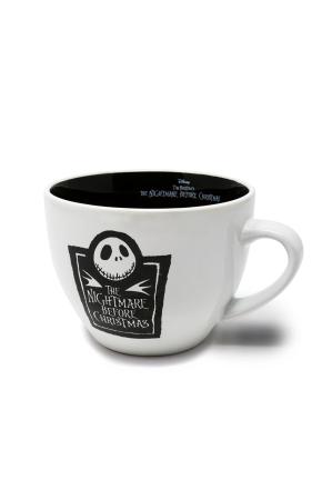 Nightmare Before Christmas, Cappuccino Tasse 630 ml