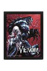 Venom, Teeth And Claws 3D Bild
