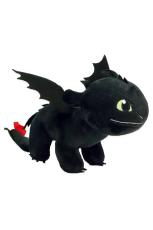 Drachenzähmen leicht gemacht, Ohnezahn schwarz...