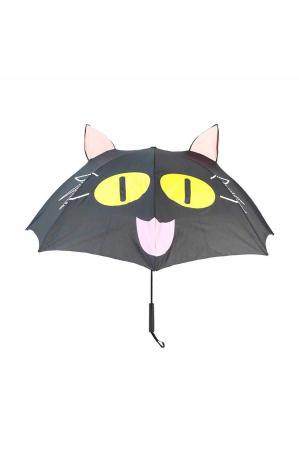 Kawaii, lachende Katze Regenschirm