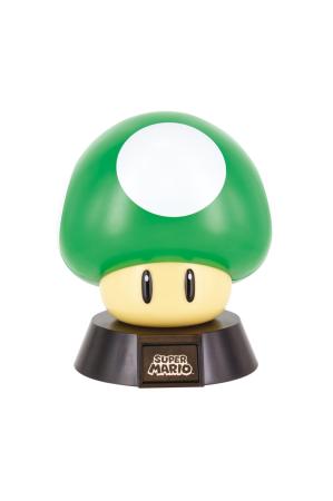 Nintendo, 1UP Mushroom Icon Light