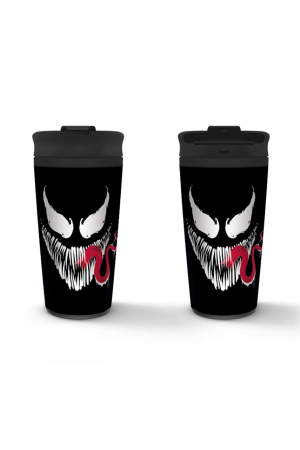 Venom, Face Metall Coffee To Go Becher