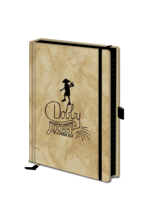 Harry Potter, Dobby A5 Premium Notizbuch