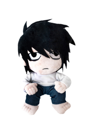 Death Note, L Lawliet XL Plüsch 45 cm