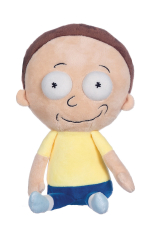 Rick And Morty, 54 cm Plüsch Smiling Morty