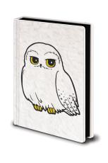 Harry Potter, Hedwig Fluffy A5 Premium Notizbuch