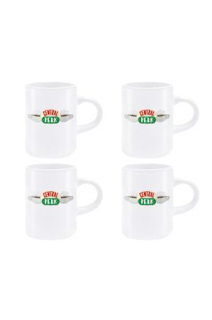 Friends, Central Perk Espresso Tassen Set