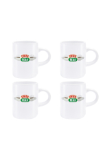 Friends, Central Perk Espresso Tassen Set