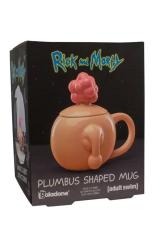 Rick And Morty, Plumbus 3D Tasse