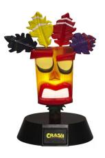 Crash Bandicoot, Aku Aku Icon Light