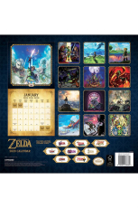 The Legend Of Zelda, Kalender 2020