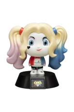 DC Comics, Modern Harley Quinn Icon Light