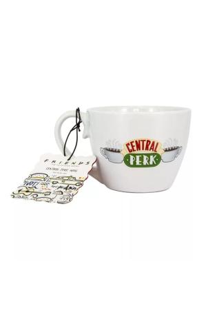 Friends, Central Perk Cappuccino Tasse
