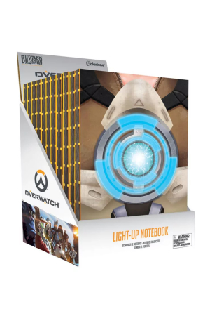 Overwatch, Tracer Light Up A5 Notizbuch