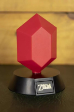 Zelda, Red Rupee Icon Light
