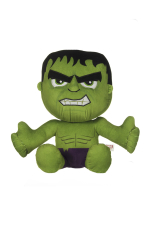Marvel, Avengers Plüschfigur 24 cm Hulk