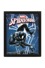 Marvel, Spiderman / Venom 3D Bild
