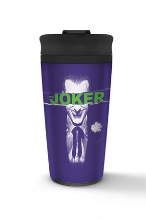 The Joker, Straight Outta Gotham Metal Coffee To Go Becher