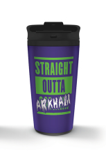 The Joker, Straight Outta Gotham Metal Coffee To Go Becher