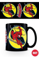 Marvel, Spiderman Iconic Issue Heat Change Tasse